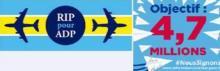 Référendum d'initiative partagée contre la privatisation des Aéroports de Paris (Social - Montceau)