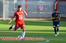 Score final- AJA : 4 - FCMB : 3
