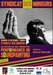 Performance de « Soundpainting » à Montceau