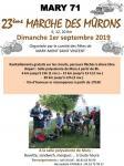 23ème Marche des Mûrons à Mary (Sortir)