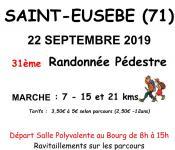 Ce dimanche à Saint-Eusèbe (Sortir)