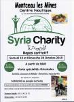 Repas caritatifs de Syria Charity (Humanitaire -Sortir)