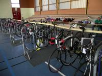 Bourse aux vélos de l'Union Vélocipédique Blanzynoise