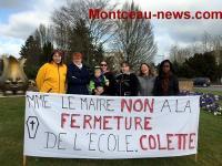Info Montceau-news.com : école Colette du Bois Garnier de Montceau-les-Mines...