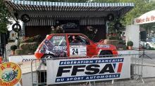 Automobile - 38ème édition du Rallye du Brionnais...