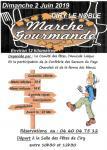 Marche Gourmande à Ciry le Noble (Sortir)