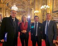 Zones  défavorisées simples et  8 communes du Clunisois exclues.. (Politique - Agriculture)