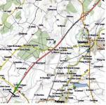 Travaux d'aménagement à 2 x 2 voies de la RCEA entre Paray-le-Monial et Montceau-les-Mines