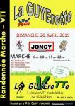 """Randonnée FSGT : """"La Guyerette"""" de Joncy (Sortir)"""