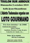 Loto gourmand à Toulon-sur-Arroux