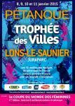 «Trophée des villes 2014″ (Pétanque)