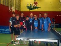 Tennis de Table Club (Montceu-les-Mines)