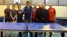 Tennis de Table Club Montceau