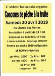 Concours de pêche de l'Ablette Toulonnaise (Sortir)