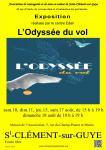 """Exposition """"L'odyssée du vol"""" à Saint-Clément-sur-Guye (Sortir)"""