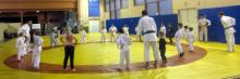 Arts martiaux combat