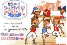 CSL Saint Vallier Basket (Évènement): Journée «Kinder + SportBasket Day » ce mercredi dès 14h