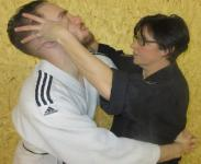 Arts martiaux combat (Montceau-Pouilloux)