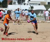 Montceau-les-Mines: Le Beach Rugby