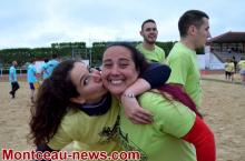 Montceau-les-Mines : Beach Rugby- Jour 4 !