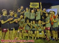 Montceau-les-Mines: RCMB/ Le Beach Rugby