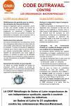 Journée d'action du 21 septembre contre les ordonnances Macron-Pénicaud (Social)