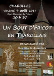 """""""Un bout d'fricot en Tsarollais"""" : Une soirée typiquement Charollaise"""