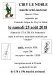 Marche semi-nocturne et marché artisanal (Ciry-le-Noble)