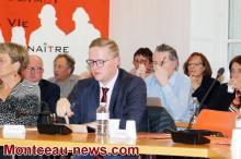 Intervention au conseil municipal de Mr Lilian Noirot