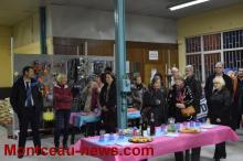 Le magasin d'Accroquette a un an à Montceau