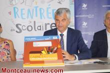 Rentrée scolaire dans les collèges de Saône-et-Loire
