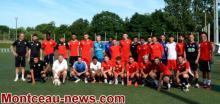 Score final -  Coupe de France 5ème tour: FCMB : 2 - AS Saint Apollinaire : 1
