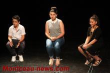 L'atelier théâtre du FJEP à Saint-Vallier