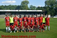14ème minute  - CFA - MDA Chasselay : 1 - FCMB : 0