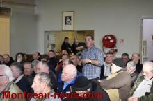 Réactualisé - Le Magny: AG de la Gaulle Montcellienne bien suivie