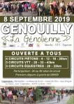 Marche – VTT – Equestre « La Génolienne » de Genouilly (Sortir)