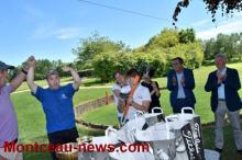 Golf de Montceau: Tournoi interfoyers