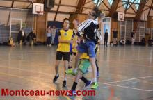 UNSS Hanball  (collège Jean Moulin)