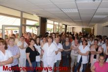 Social - Ce mardi après-midi au centre hospitalier Jean Bouveri