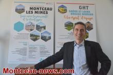 Nouveau directeur délégué de l'hôpital de Montceau, nouveau projet