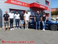 Sport auto :   Jacob Services dans la course