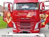 Cent cinquante camions hors normes exposés ce week-end chez nos voisins à Bletterans