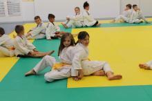 Les Tatamis du Judo Club Blanzynois de nouveaux foulés par les judokas !!