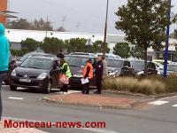 Grève au magasin Leclerc de Montceau-les-Mines (Réactualisé)