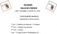 "Club ""La rencontre"" de Palinges (Sortir)"