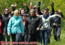 Sanvignes : Marche des Découvertes