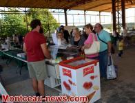 Saint-Vallier: Marché de producteurs