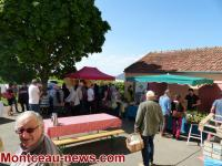 Le P'tit marché de Marigny