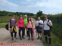 Marche de Montceau – Bois du Verne à Uchon