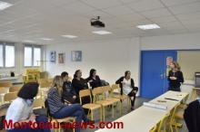Le Collège Jean Moulin ouvre ses portes (Montceau)